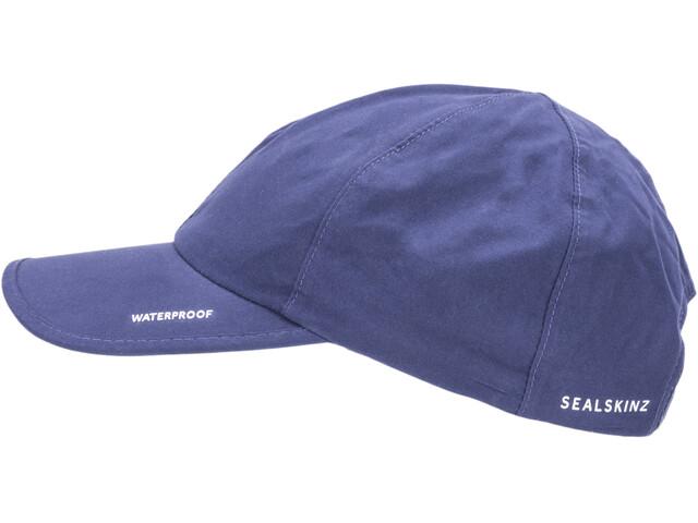 Sealskinz Waterproof All Weather Gorra, azul